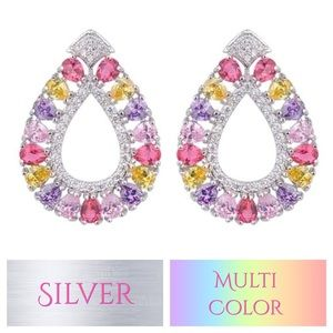 Jewelry - Swarovski Crystals Avneet Earrings